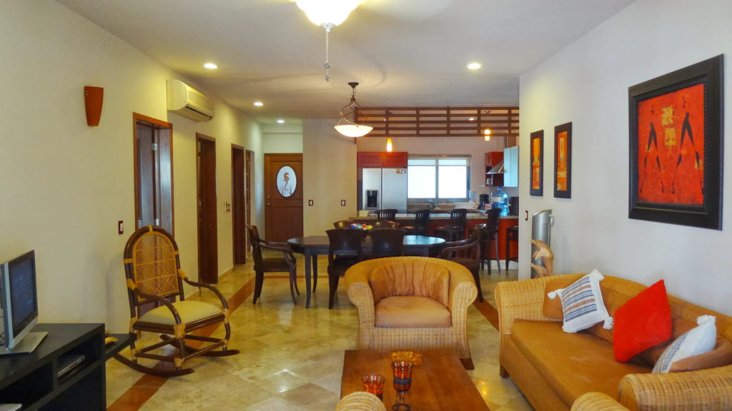 Fully equipped Apartment in Playacar Playa del Carmen