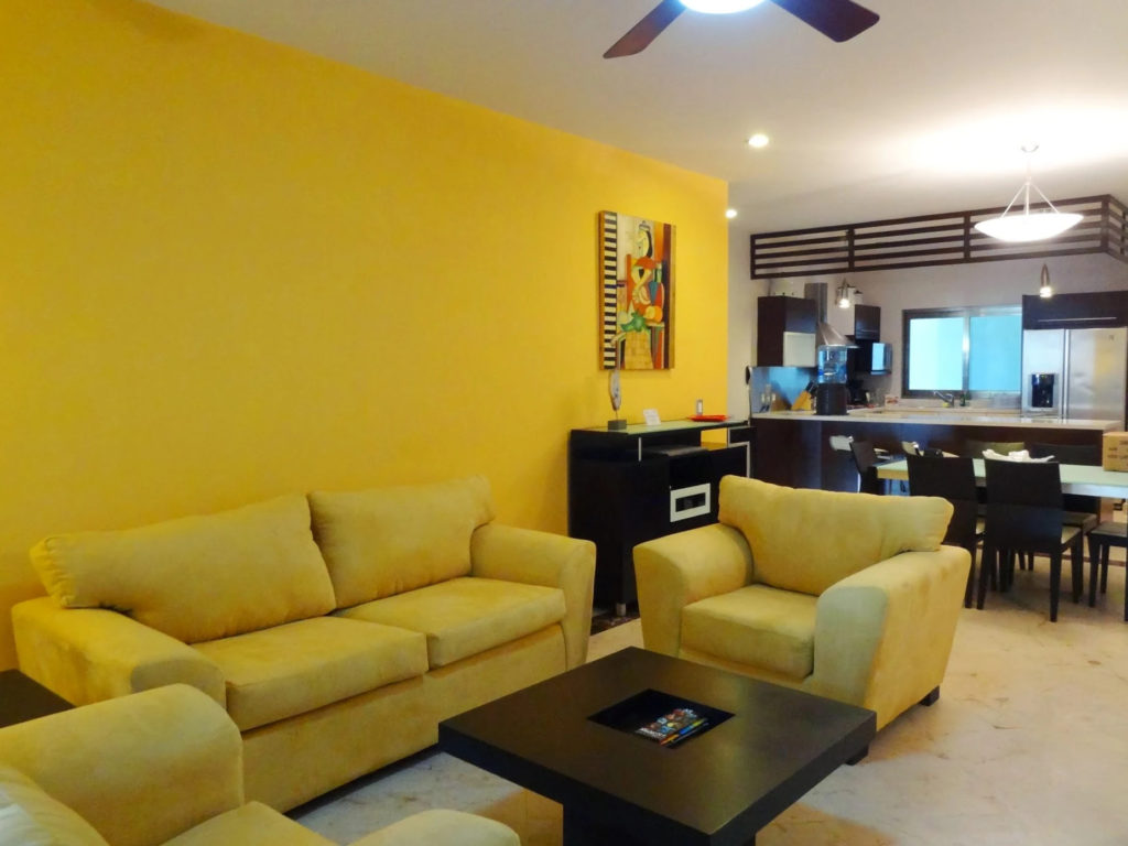 Vacation Rentals in Playacar Playa del Carmen.