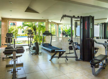 Hotel with Gym in Playa del Carmen