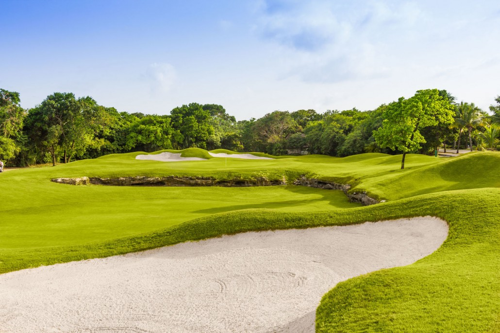 Golf Club Paseo del Sol Playa del Carmen