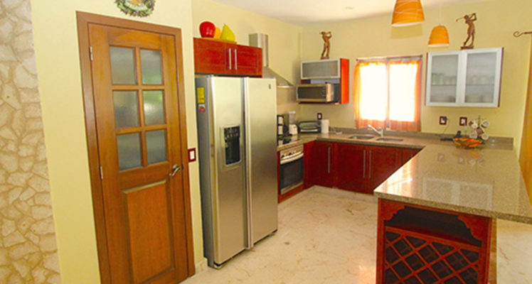 Vacation Rentals near to the beach in Playa del Carmen